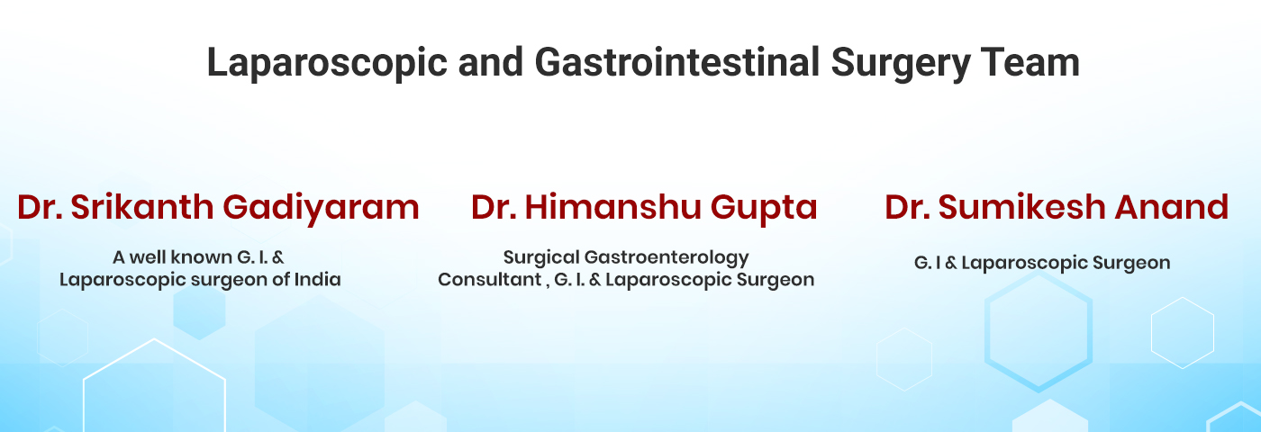 Laparoscopic and Gastrointestinal Surgery Team
