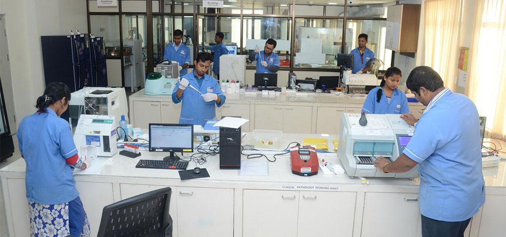 24 Hours Laboratory