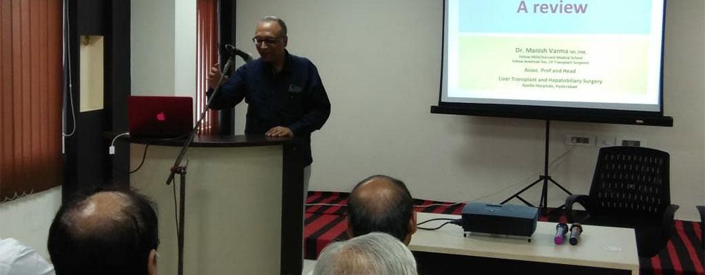 Indian Medical Association Meeting
